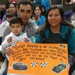 OFICINA DE INFANCIA PROMUEVE ENTRE JUEGOS Y DISFRACES LOS DERECHOS DE NIÑOS Y NIÑAS