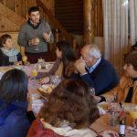 FEDERACIÓN DE ADULTOS MAYORES CELEBRÓ SU 3° ANIVERSARIO CON CAMBIO DE MANDO