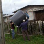 MUNICIPIO INSTALA ESTANQUES DE AGUA EN ANTIHUALA, TEMUCO CHICO Y LA ARAUCANA