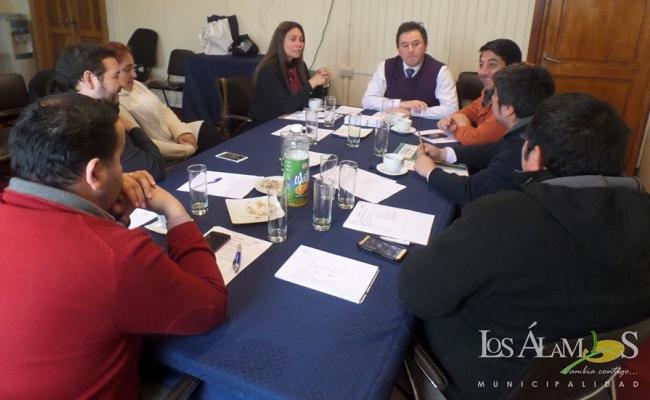 Municipalidad los alamos for Oficina del consumidor valladolid