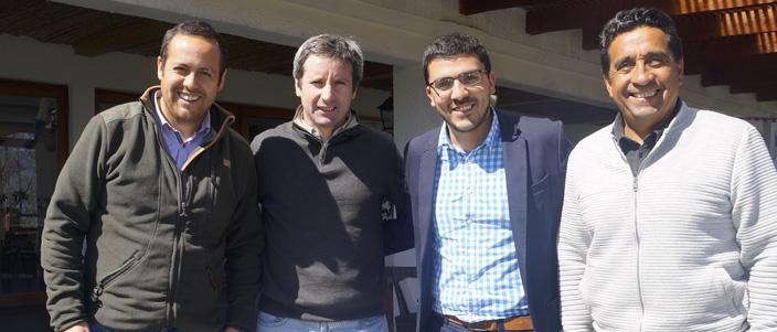 MUNICIPIO GESTIONA ALIANZA PARA FORMAR FUTBOLISTAS PROFESIONALES