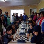 EN TEMUCO CHICO SE CONSTITUYÓ EL 1° CLUB DE AJEDREZ DE LA COMUNA
