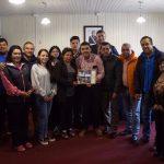ALUMNOS DEL LICEO CAUPOLICÁN VIVEN EXTRAORDINARIA EXPERIENCIA PEDAGÓGICA