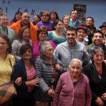 LA GRAN FAMILIA MINERA DE PILPILCO SE REENCONTRÓ EN CERRO ALTO