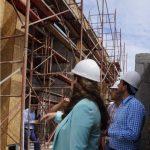 AVANZA LA CONSTRUCCIÓN DEL JARDÍN INFANTIL Y SALA CUNA LAS GOLONDRINAS DE CERRO ALTO