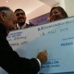 MÁS DE 470 FAMILIAS SERÁN BENEFICIADAS CON INÉDITA TRASFERENCIA DE RECURSOS DEL GORE AL MUNICIPIO