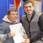 FAMILIAS DE NUESTRA COMUNA RECIBIERON SUBSIDIOS PARA AMPLIAR Y MEJORAR SUS CASAS