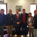 SOLICITAN APOYAR A FAMILIAS QUE DESEAN VISITAR A CONSCRIPTOS DEL REGIMIENTO CAUPOLICÁN DE PROVENIR