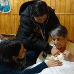 ADULTOS MAYORES DE ANTIHUALA RECIBIERON ATENCIÓN MÉDICA EN SUS PROPIOS DOMICILIOS