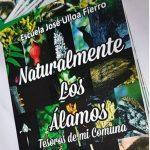 ESCUELA DE TEMUCO CHICO LANZÓ LIBRO QUE EXHIBE Y PROMUEVE EL CUIDADO AL ECOSISTEMA