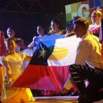 MÁS DE 300 ALUMNOS DIERON VIDA A LA GALA FOLCLÓRICA 2018 DEL LICEO CAUPOLICÁN