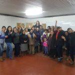 ALCALDE VISITÓ TALLER DE PRODEMU EN CERRO ALTO