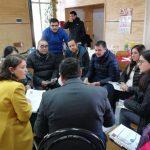 LOS ÁLAMOS FUE SEDE DE INTERESANTE CONVERSATORIO SOBRE INCLUSIÓN LABORAL