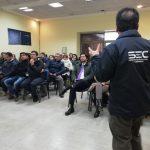 ALCALDE ANUNCIÓ PLAN PARA PREVENIR FUGAS DE GAS EN ESCUELAS Y LICEOS