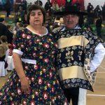 PAREJA ALAMEÑA DE ADULTOS MAYORES PARTICIPAN EN CAMPEONATO REGIONAL DE CUECA