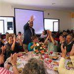 ALAMEÑOS PARTICIPARON EN EL IV CONGRESO PROVINCIAL DE ADULTOS MAYORES