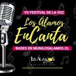 """MUNICIPIO INVITA A LAS MEJORES VOCES DEL PAÍS A PARTICIPAR EN EL FESTIVAL """"LOS ÁLAMOS ENCANTA"""""""