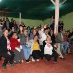 AUTORIDADES COMUNALES SE REUNIERON CON VECINOS DE VILLA LOS RÍOS Y TRONGOL BAJO