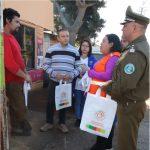 PREVENCIÓN DE INCENDIOS FORESTALES: LLAMAN A LA COMUNIDAD A MANTENER LIMPIOS LOS CORTAFUEGOS