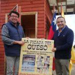 VENDEDORES AMBULANTES RECIBIERON QUIOSCOS EN PLENO CENTRO DE LOS ÁLAMOS