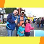 FAMILIAS CELEBRARON A LOS PAPÁS ALAMEÑOS