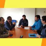 LOS ÁLAMOS PIDE CELERIDAD EN LA FIRMA DE CONVENIO DEL PROGRAMA VIDA CHILE