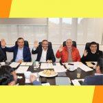 ALCALDE VEGAS FUE ELECTO VICEPRESIDENTE DE ARAUCO 7
