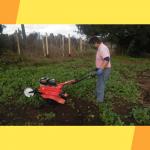 AGRICULTORES ALAMEÑOS USUARIOS DEL PDTI RECIBIERON MAQUINARIAS