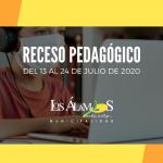ESCUELAS Y LICEOS MUNICIPALES DE LOS ÁLAMOS ENTRARÁN EN RECESO