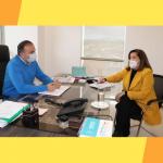 ALCALDE SOLICITÓ A SUBDERE FINANCIAR PROYECTOS ALAMEÑOS PARA GENERAR EMPLEO