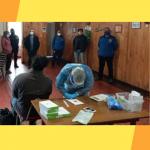 PANDEMIA | SALUD SIGUE EN BÚSQUEDA DE CASOS POSITIVOS PARA FRENAR CONTAGIOS