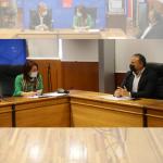 ALCALDE PIDIÓ A SUBDERE PRIORIZAR INVERSIÓN EN LA COMUNA EN POST DE EMPLEO Y REACTIVACIÓN ECONÓMICA