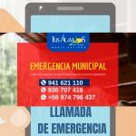 MUNICIPIO HABILITÓ NÚMEROS TELEFÓNICOS ANTE EL NUEVO TEMPORAL